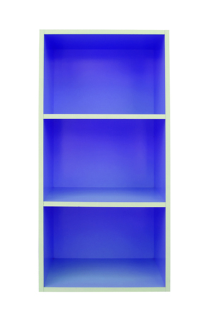 blue cabinet  Stock Photo - 22241473