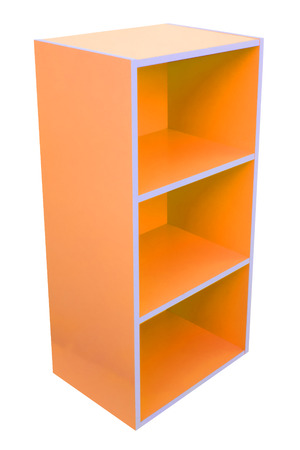 orange cabinet Stock Photo - 22241496