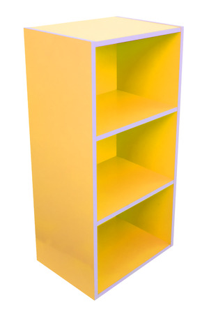 yellow cabinet  photo