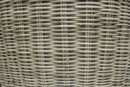 aslant: woven rattan with natural patterns  Stock Photo