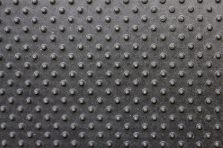 Black rubber pattern background photo