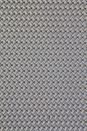 Detail of Gray Car Seat  photo