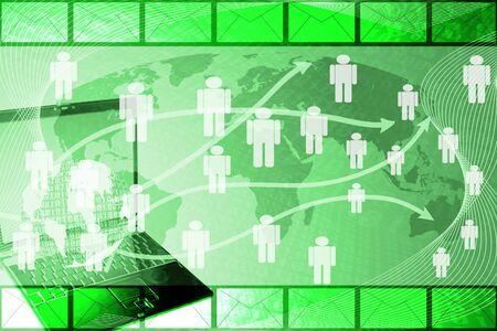 penfriend: human network marketing background