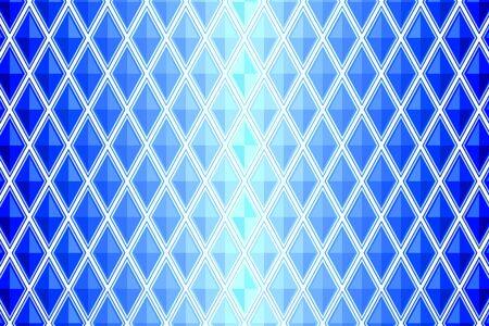 diamond shaped: vector and illustration of blue diamond shaped quadrangle