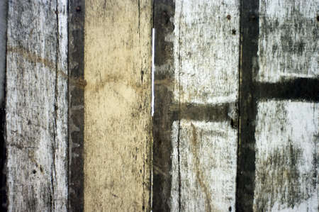 closeup of old wood planks Stock Photo - 13381485