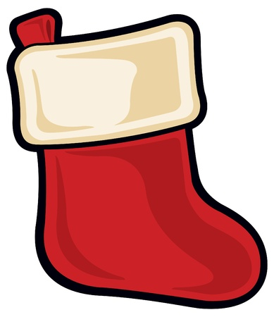 christmas sock: Christmas Stocking