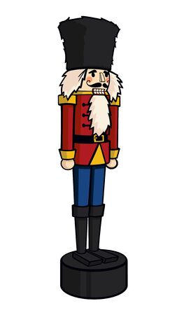 Vector Nutcracker Vector