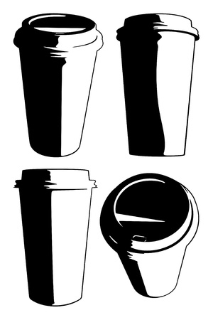 consumable: Vector Coffee Cup
