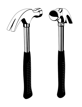 Vector Hammer (Two Views)