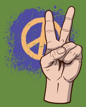 Vrede Stockfoto - 12097400