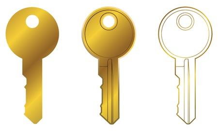Vector Key Three