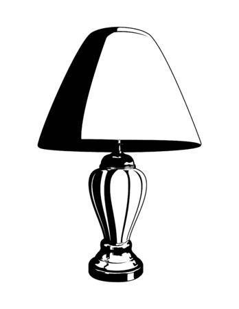 Lamp Vector Stock Vector - 12093431