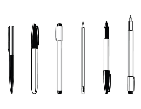Vector Pen Set
