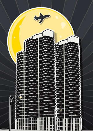 san rays: San Diego Buildings Two