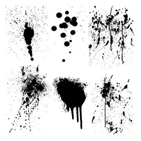 Splatter Marks