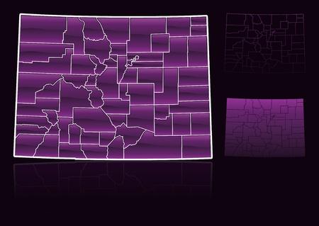 Graafschappen van Colorado