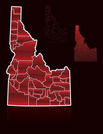 Counties of Idaho