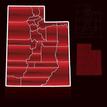 counties: Counties of Utah