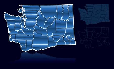 counties: Counties of Washington
