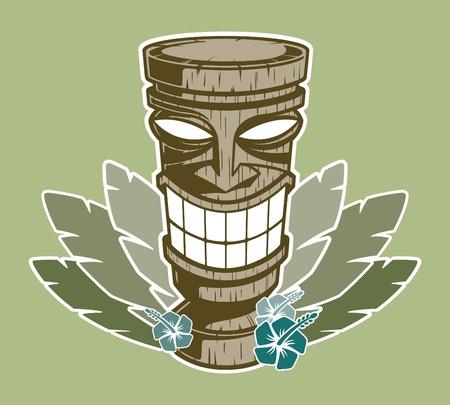 superstition: Tiki Statue