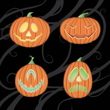 jack o  lanterns: Halloween Jack O Lanterns