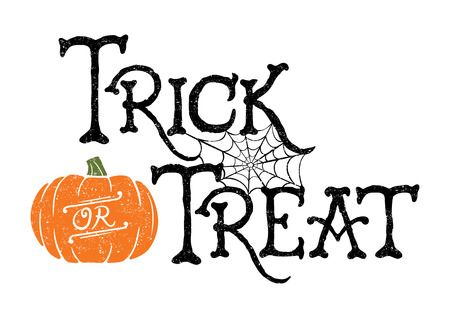 halloween: Trick or Treat Pumpkin