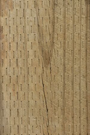 Close up of wood grain on Pine Step. Great texture and background image.