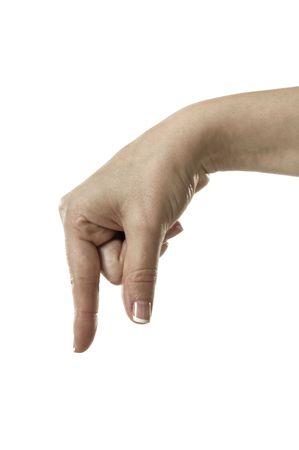 asl: Finger Spelling the Alphabet in American Sign Language (ASL)