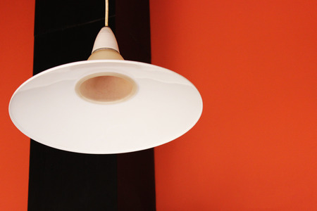 Abstract lamp background Stock Photo
