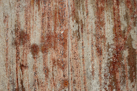 inclusions: red granite texture