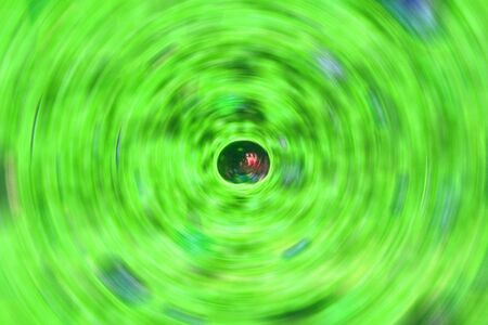 bstract: bstract Background Of Spin Circle Radial Motion Blur is color light green