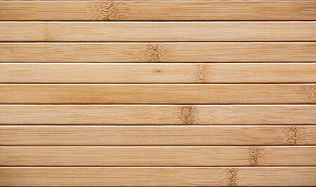 Natural Bamboo Wooden Board Texture Фото со стока