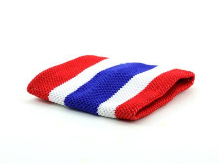 disharmony: Wrist Thailand flag