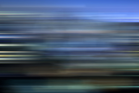 dynamic motion: Abstract colorful speed motion dark blue tone, abstract background. Stock Photo