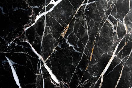 黒大理石パターン テクスチャ。ホワイト パターン、黒い大理石の床の背景とデザインの製品の一般的なトリミング。