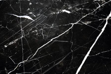 Nero pattern texture di marmo, modello bianco, rifinito con marmo nero piano generale per lo sfondo e il design del prodotto.