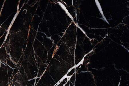 Modello in marmo nero. Archivio Fotografico