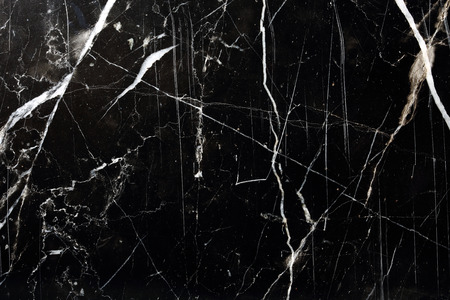 Pattern natural of black marble use for background, texture and design.