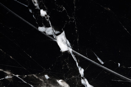 intrinsic: Black marble pattern for texture, background and design.