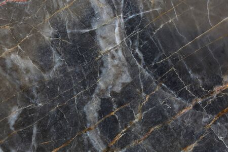 intrinsic: Patterned structure of gray marble pattern (Gold Russia) for design and texture. Stock Photo