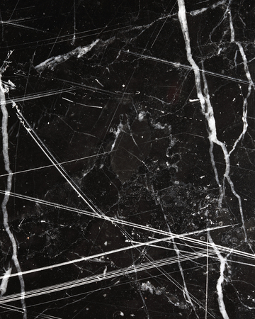 intrinsic: White patterned of black and white marble texture for product design. Abstract dark background. Stock Photo