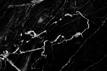 White patterned of black and white marble background texture for product design.