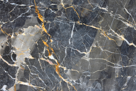 intrinsic: Patterned natural of dark gray marble pattern (Gold Russia) for interior design. Abstract nature background.