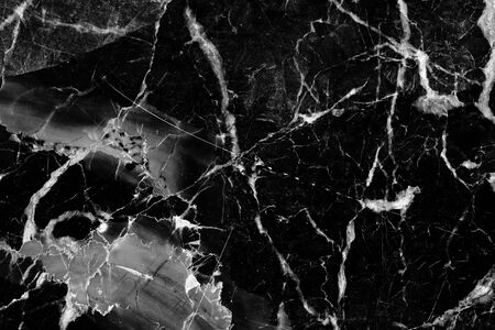 intrinsic: Pattern structure of black and white marble background texture for product design.