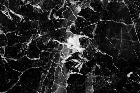 intrinsic: White patterned of black and white marble texture background for interior or other design.