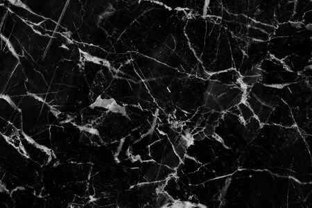 intrinsic: Patterned struct of Black and white marble texture for design. Abstract background.