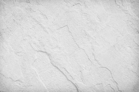 white and gray slate background or texture Stock Photo