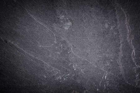 Dark gray or black slate texture background Stok Fotoğraf