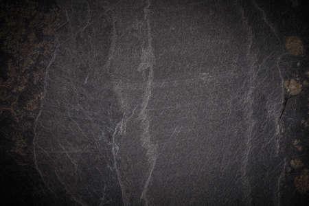 Dark gray slate texture, background for industry design.