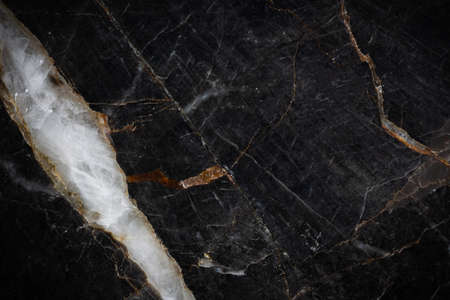 White patterned natural detailed of dark gray marble (Russia Gold) texture background Stok Fotoğraf